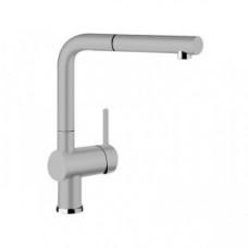 Смеситель Blanco LINUS-S серый алюминий/керамика – 516709