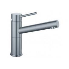 Смеситель Blanco ALTA Compact (нержавеющая сталь) – 517181